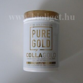 Pure Gold CollaGold pina colada ízű marha és hal kollagén por
