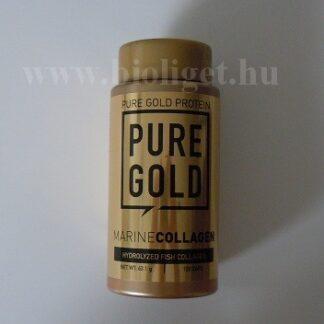 Halkollagén kapszula - Pure Gold