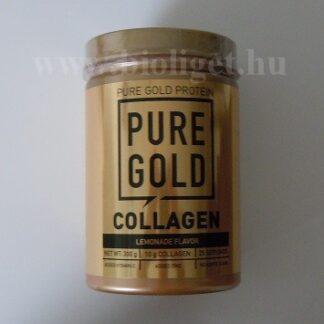 Limonádés marhakollagén por - Pure Gold