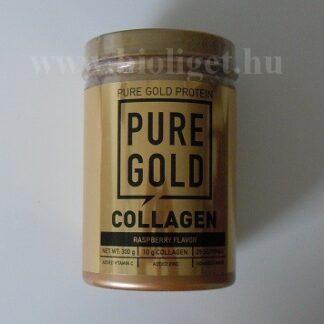 Málna ízű marhakollagén por - Pure Gold
