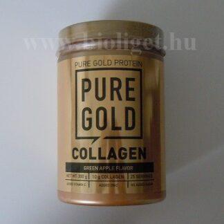 Zöldalmás marhakollagén por - Pure Gold