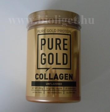Pure gold marhakollagén por