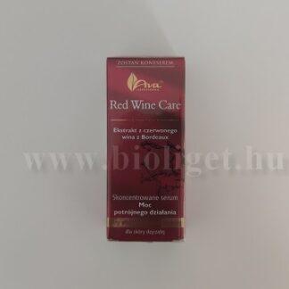 AVA Red wine care arcszérum