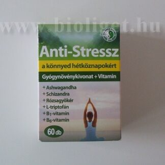 Dr. Chen anti-stressz kapszula