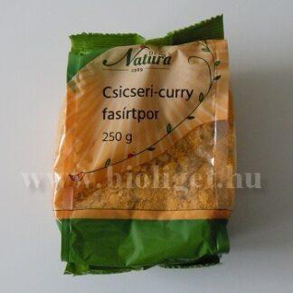 Natura csicseri-curry fasírtpor 250g