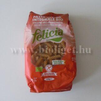 Felicia bio barnarizs orsó tészta