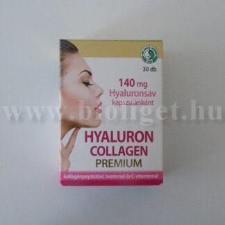 Dr. Chen hyaluron collagen prémium kapszula