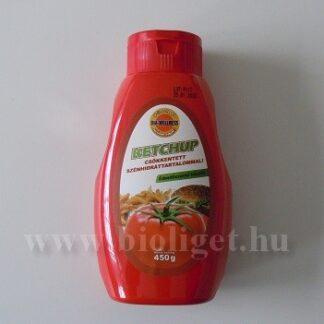 Dia-wellness ketchup csökkentett szénhidráttartalommal