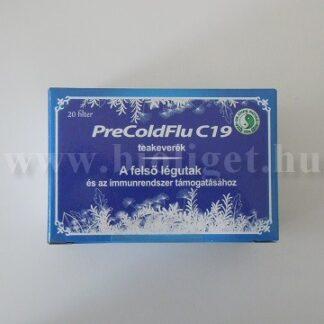 Dr. Chen PreColdFlu C19 tea