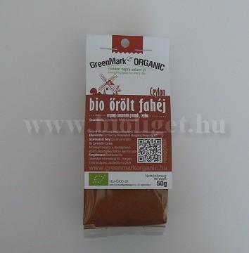 Greenmark bio ceyloni fahéj