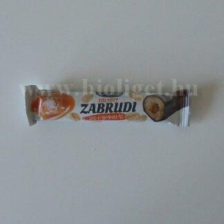 Cornexi sós karamellás töltött zabrudi