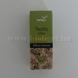 Herbys ausztrál teafaolaj 10 ml
