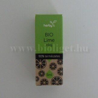 Herbys bio lime olaj 5 ml