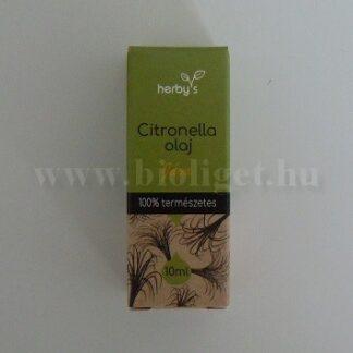 Herbys citronella olaj 10 ml