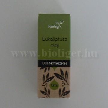 Herbys eukaliptusz olaj 10 ml