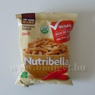 Nutribella snack chilis grissini