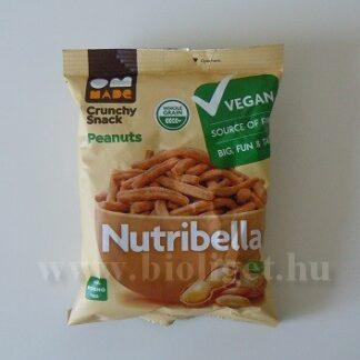 Nutribella snack földimogyorós grissini