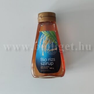 Biopont bio rizs szirup