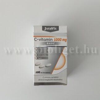 Jutavit C-vitamin Basic filmtabletta