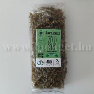Easy pasta zöldborsós orsó tészta