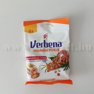 Homoktövis cukorka - Verbena